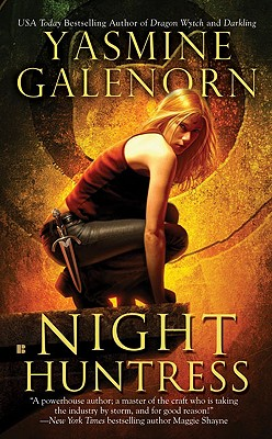 Night Huntress (Sisters of the Moon, Book 5), Yasmine Galenorn