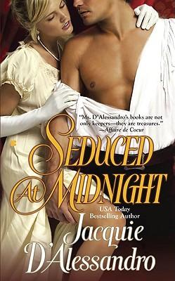 Seduced at Midnight (Berkley Sensation), Jacquie D' Alessandro