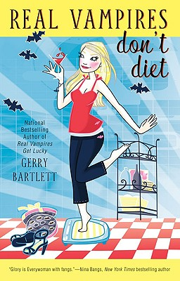 Image for Real Vampires Don't Diet
