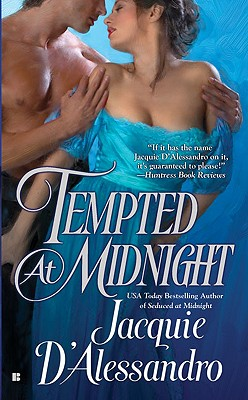 Image for Tempted At Midnight (Berkley Sensation)