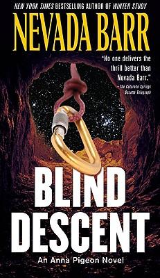 "Blind Descent (Anna Pigeon), ""Barr, Nevada"""
