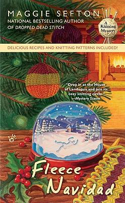 Image for Fleece Navidad (A Knitting Mystery)