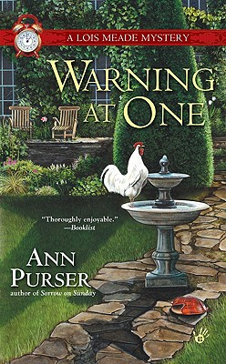 Image for Warning at One (Lois Meade Mystery)