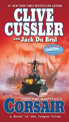 Corsair (Oregon Files), Clive Cussler, Jack Du Brul