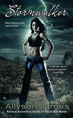 Stormwalker (Stormwalker Series, Book 1), Allyson James