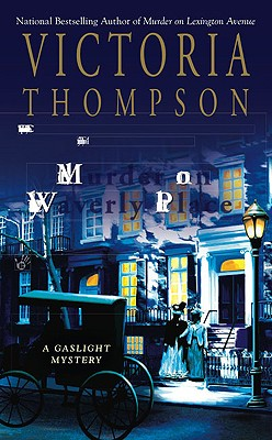Image for Murder on Waverly Place (Gaslight Mystery)