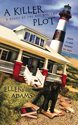 KILLER PLOT (BOOKS BY THE BAY, NO 1), ADAMS, ELLERY