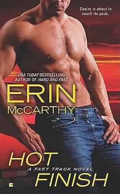 Hot Finish (Fast Track), Erin McCarthy