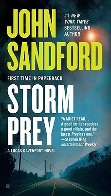 Storm Prey  (#20), John Sandford