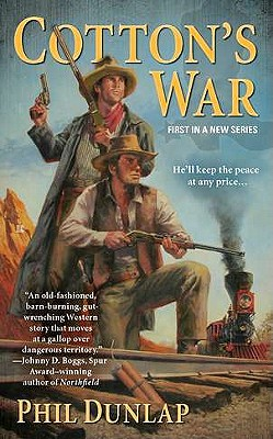 Image for Cotton's War (Sheriff Cotton Burke)
