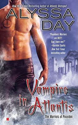 Image for Vampire in Atlantis (Warriors of Poseidon)