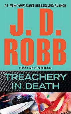 Treachery in Death, Robb, J. D.