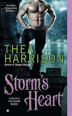 Storm's Heart (A Novel of the Elder Races), Thea Harrison