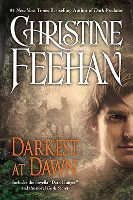 Darkest at Dawn 2in1 Dark Hunger #14 Dark Secret #15 Carpathian [used book], Christine Feehan