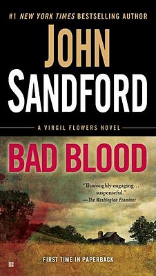 BAD BLOOD A VIRGIL FLOWERS NOVEL, SANDFORD, JOHN