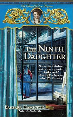 Image for The Ninth Daughter (An Abigail Adams Mystery)