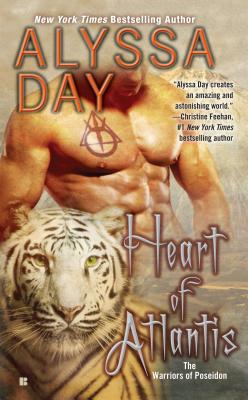 Heart of Atlantis (Warriors of Poseidon), Alyssa Day