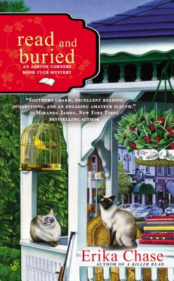 Image for READ AND BURIED: AN ASHTON CORNERS BOOK CLUB MYSTERY