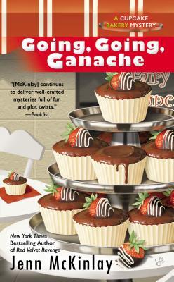 Going, Going, Ganache (Cupcake Bakery Mystery), Jenn McKinlay