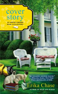 Cover Story (Ashton Corners Book Club), Erika Chase
