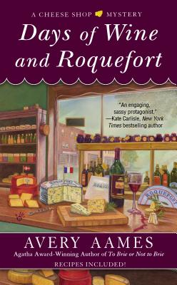 Image for DAYS OF WINE AND ROQUEFORT CHEESE SHOP #005