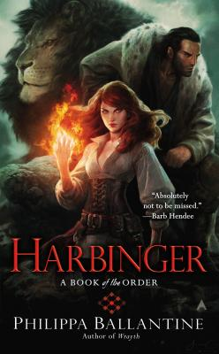 Image for HARBINGER A BOOK OF THE ORDER