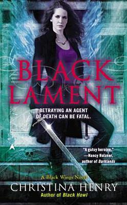 Image for Black Lament (A Black Wings Novel)