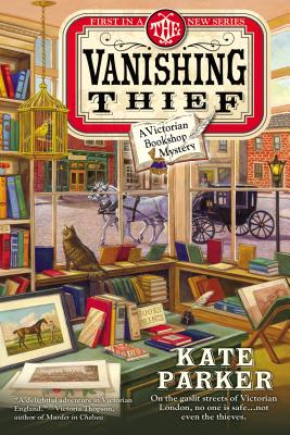 Image for The Vanishing Thief (A Victorian Bookshop Mystery)