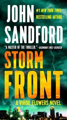 Storm Front (A Virgil Flowers Novel), John Sandford