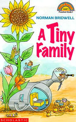 Image for Tiny Family, A (level 1) (Hello Reader! (DO NOT USE, please choose level and binding))