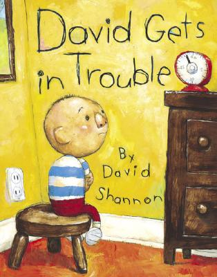 Image for DAVID GETS IN TROUBLE