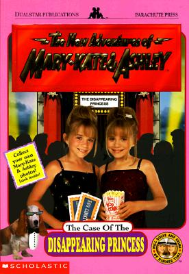 Image for The Case of the Disappearing Princess (The New Adventures of May-Kate and Ashley)