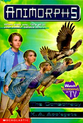 Image for Animorphs #31: The Conspiracy