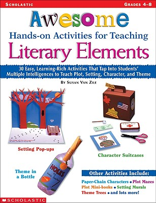 Image for Awesome Hands-on Activities for Teaching Literary Elements