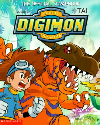Image for Digimon: The Official Picture Scrapbook