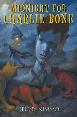 Midnight for Charlie Bone (The Children of the Red King, Book 1), Jenny Nimmo