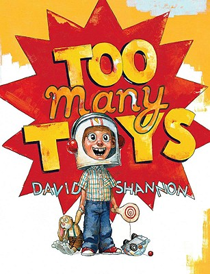 Image for Too Many Toys