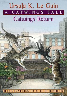 Image for Catwings Return