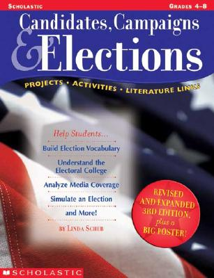 Image for Candidates, Campaigns & Elections (3rd Edition)