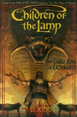 Image for Children of the Lamp #3: The Cobra King of Kathmandu