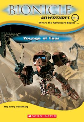 Image for Voyage of Fear (Bionicle Adventures #5)