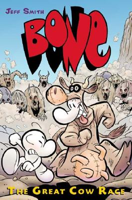 Image for Great Cow Race (BONE #2)