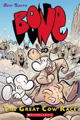 Bone: The Great Cow Race, Smith, Jeff