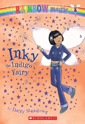 Image for Inky: The Indigo Fairy (Rainbow Magic: The Rainbow Fairies, No. 6)