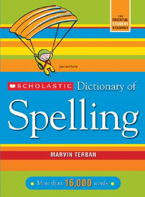 Image for Scholastic Dictionary of Spelling