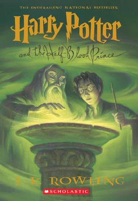 Harry Potter and the Half-Blood Prince (Book 6), Rowling, J.K.