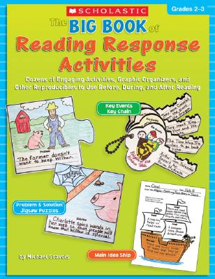 Image for The Big Book of Reading Response Activities: Grades 2?3: Dozens of Engaging Activities, Graphic Organizers, and Other Reproducibles to Use Before, During, and After Reading