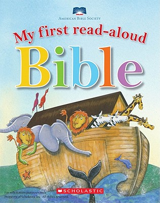 Image for My First Read Aloud Bible