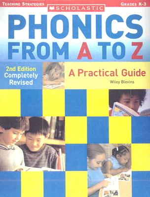 Image for Phonics from A to Z (2nd Edition) (Scholastic Teaching Strategies)