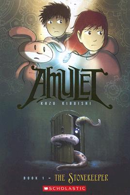 Image for STONEKEEPER (AMULET, NO 1)